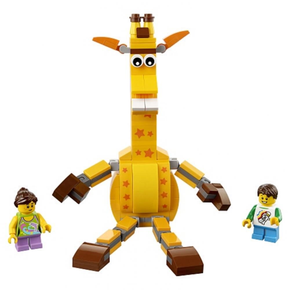 Geoffrey & Friends