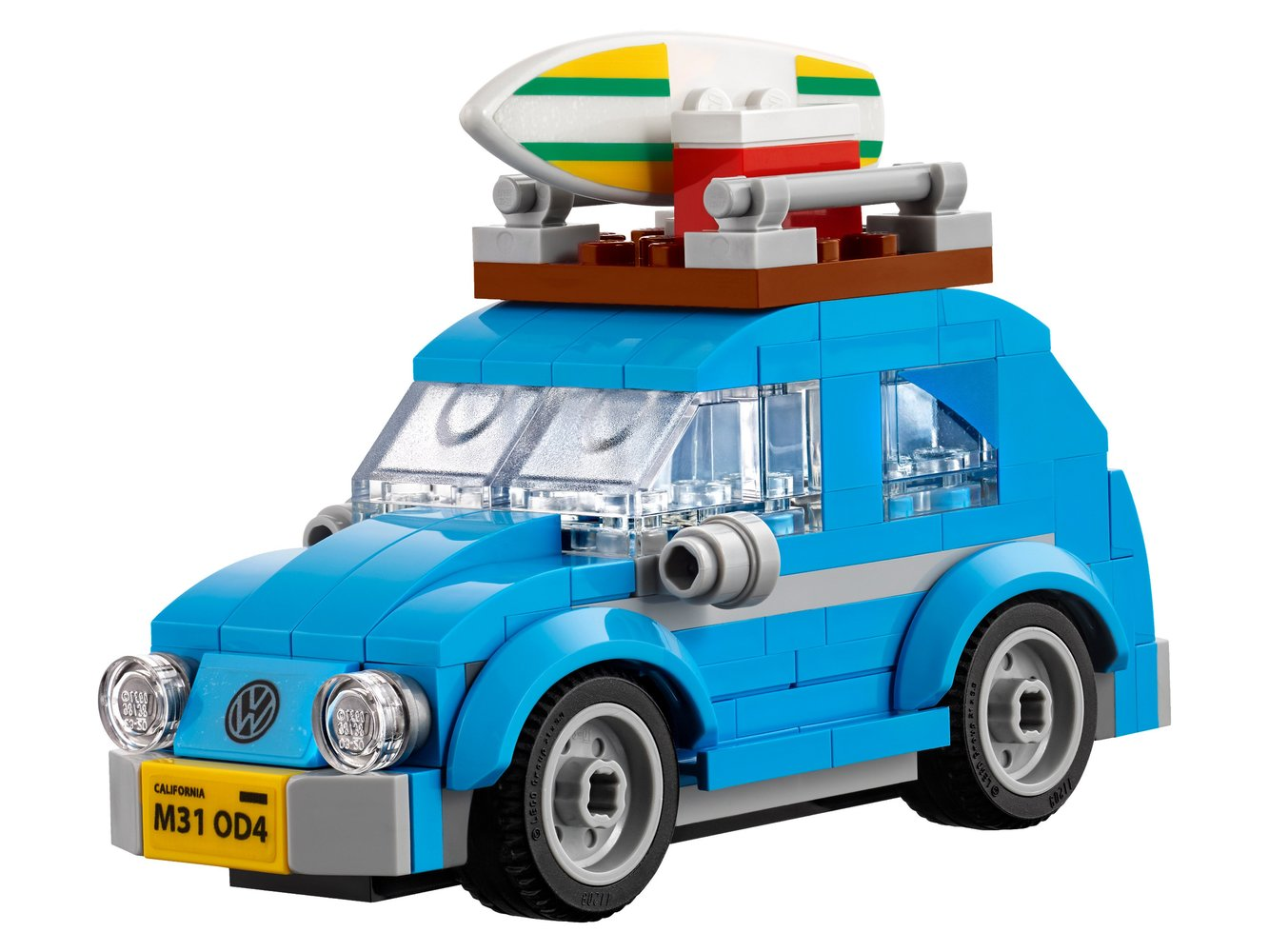 Mini VW Beetle