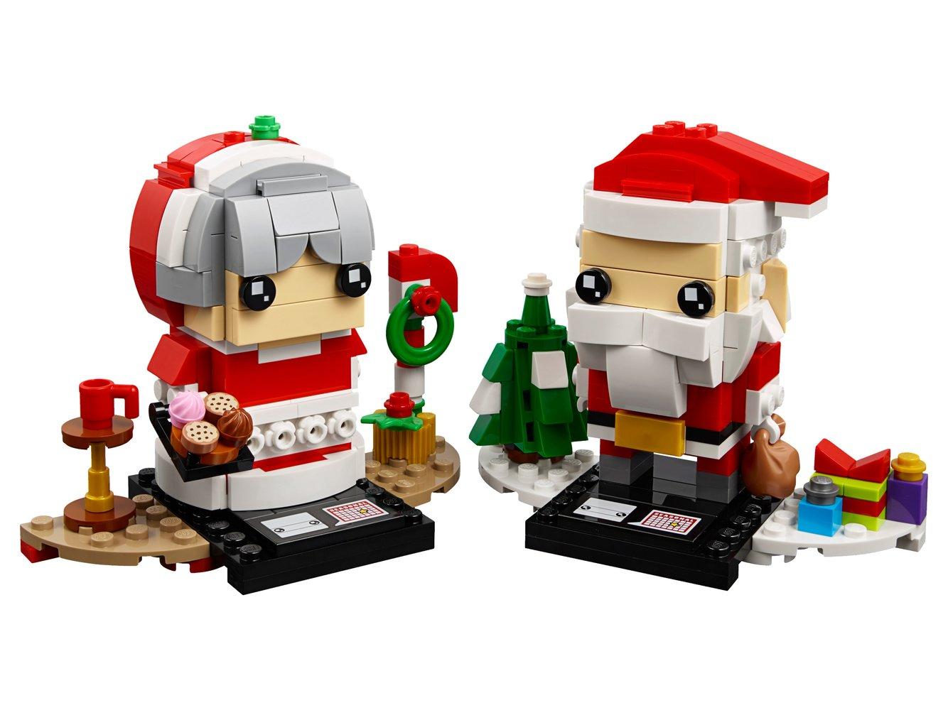 Mr. Claus & Mrs. Claus