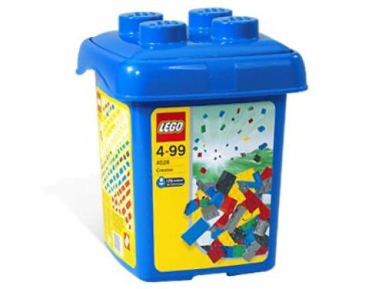 World of Bricks {Blue Bucket}