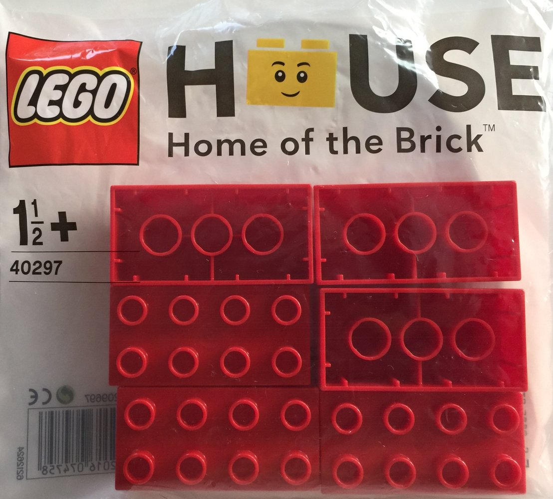 LEGO House 6 Bricks (DUPLO)