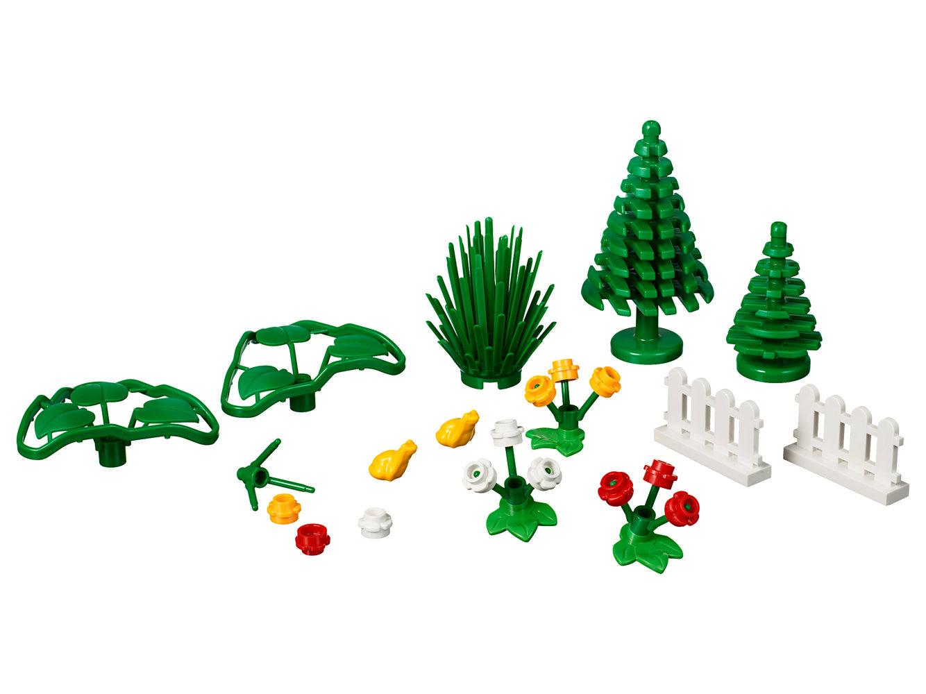 Botanical Accessories