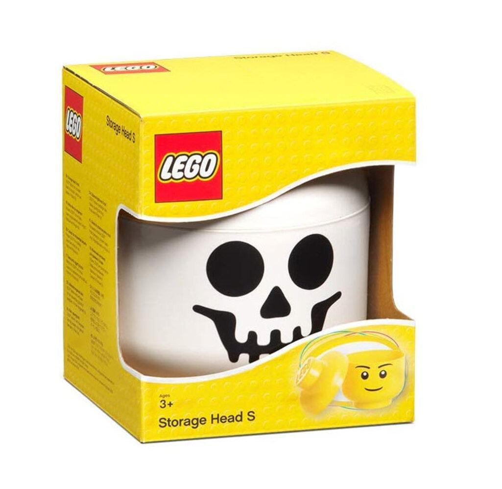 Storage Head S (Skeleton Skull)