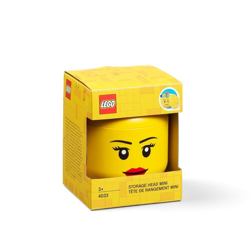 Storage Head Mini (Girl)