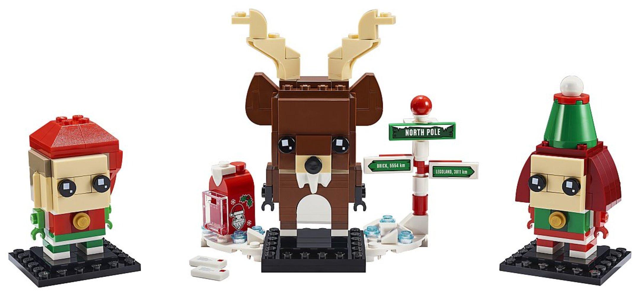 Reindeer, Elf & Elfie