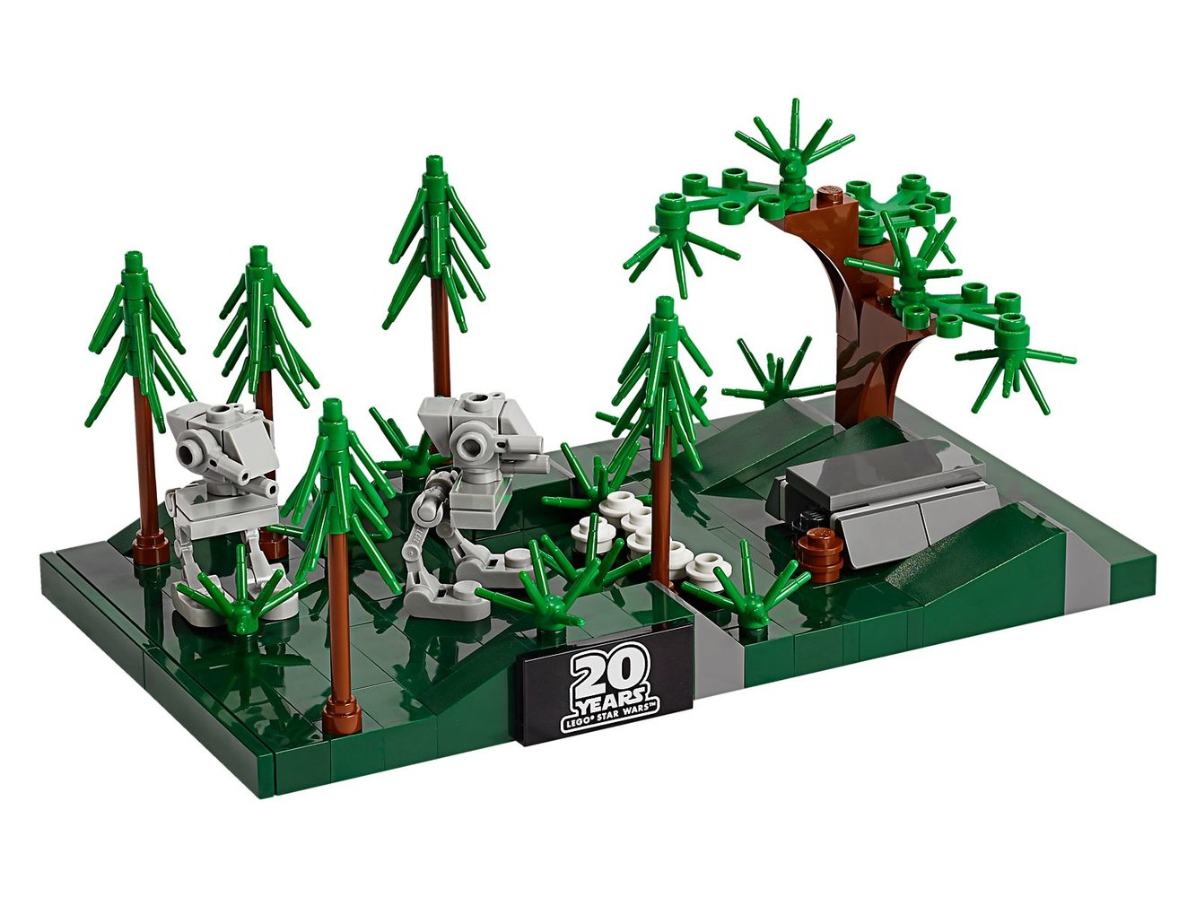Battle of Endor - 20th Anniversary Edition