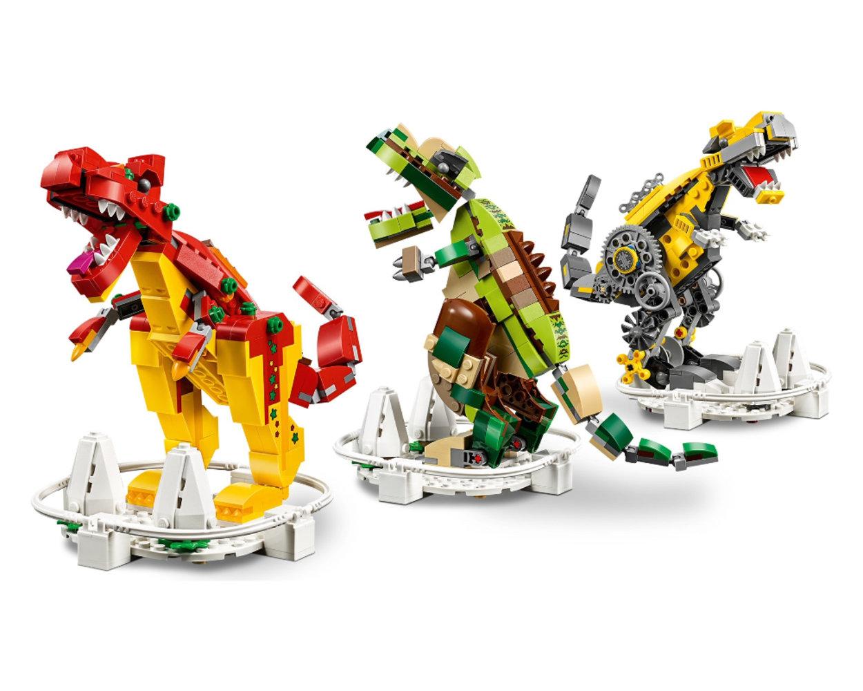 LEGO House Dinosaurs