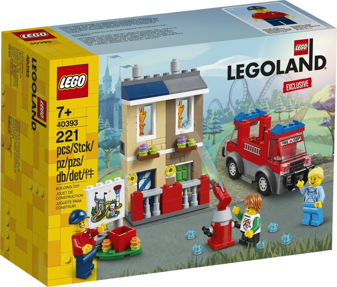 LEGOLAND Fire Academy