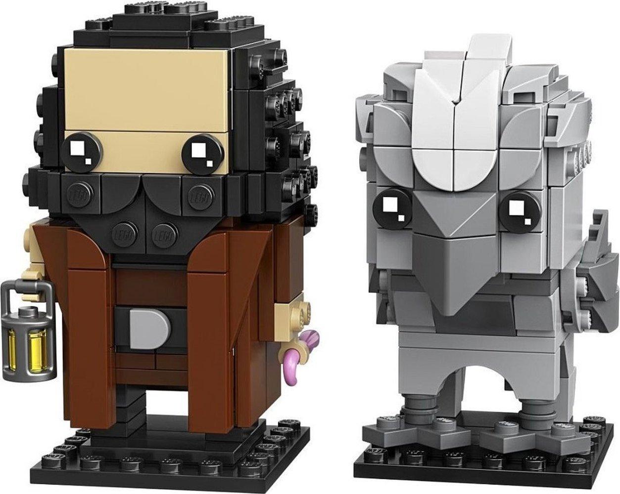 Hagrid & Buckbeak