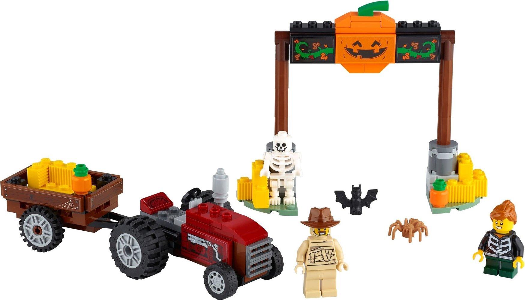 Halloween Hayride