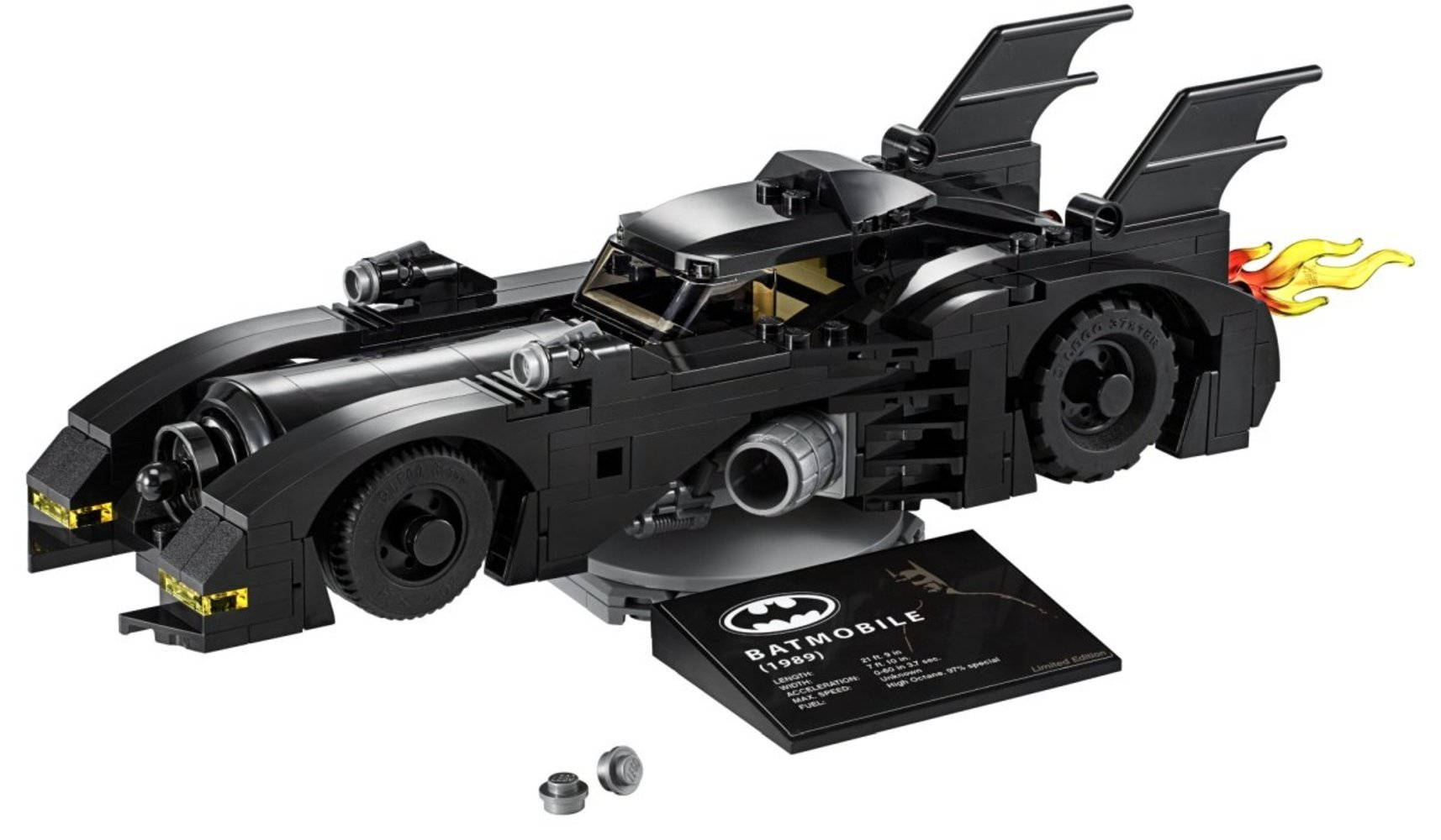 1989 Batmobile - Limited Edition