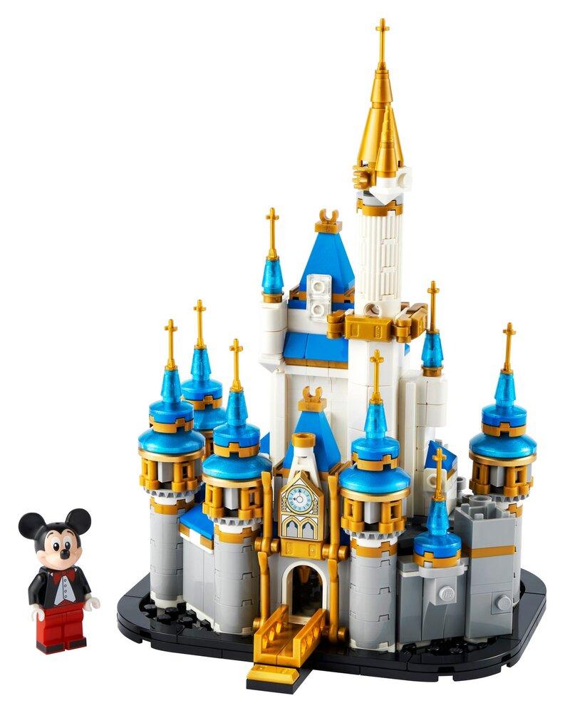 Mini Disney Castle