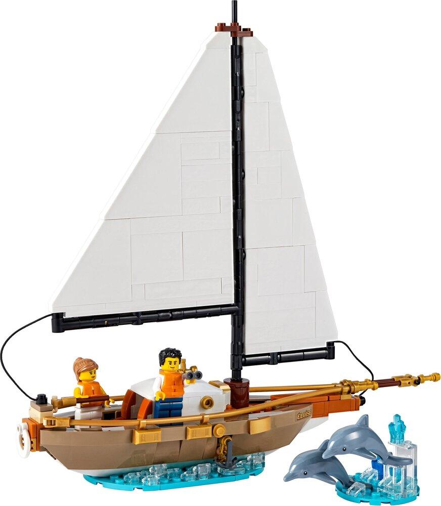 Sailboat Adventure