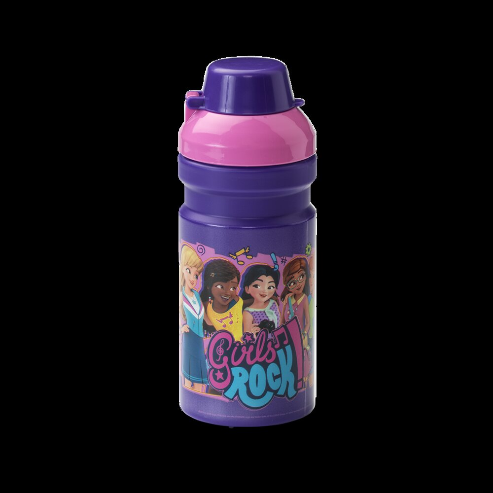 Friends: Girls Rock Drinking Bottle