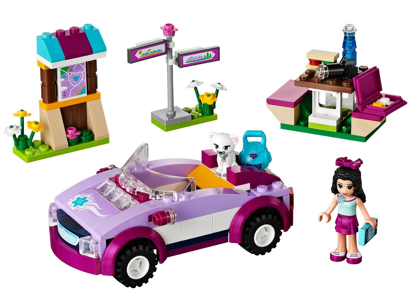 Emma's Sports Car