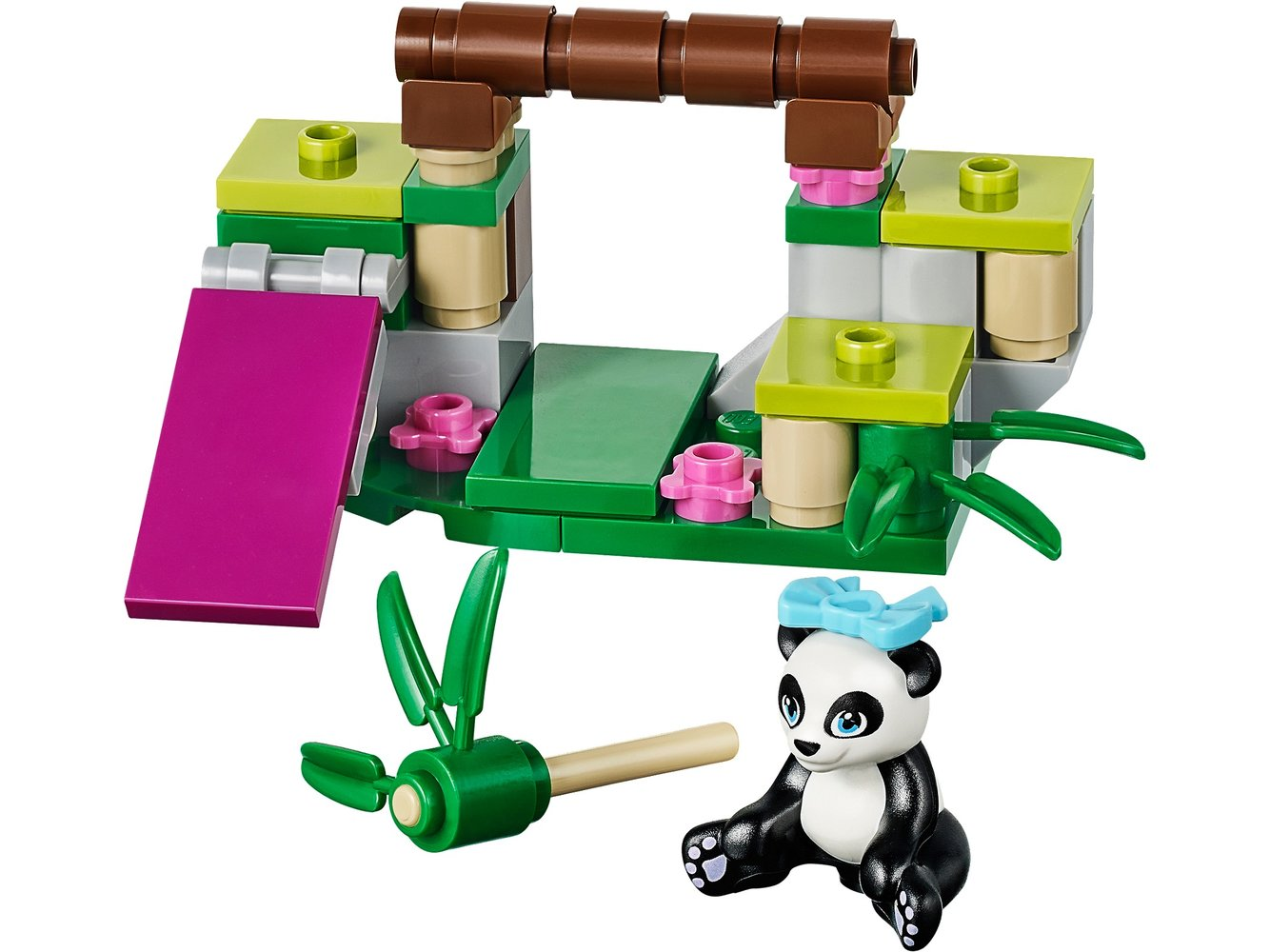 Panda's Bamboo