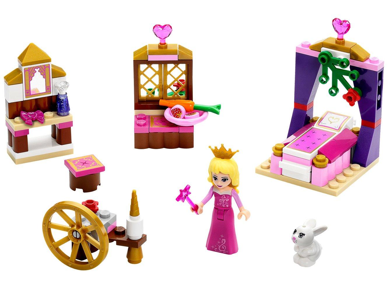 Sleeping Beauty's Royal Bedroom