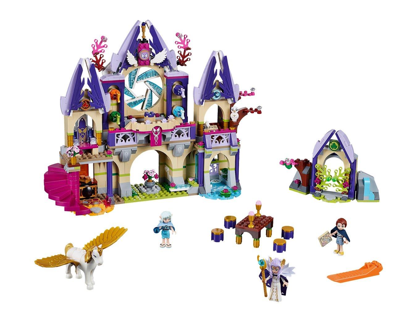 Skyra's Mysterious Sky Castle