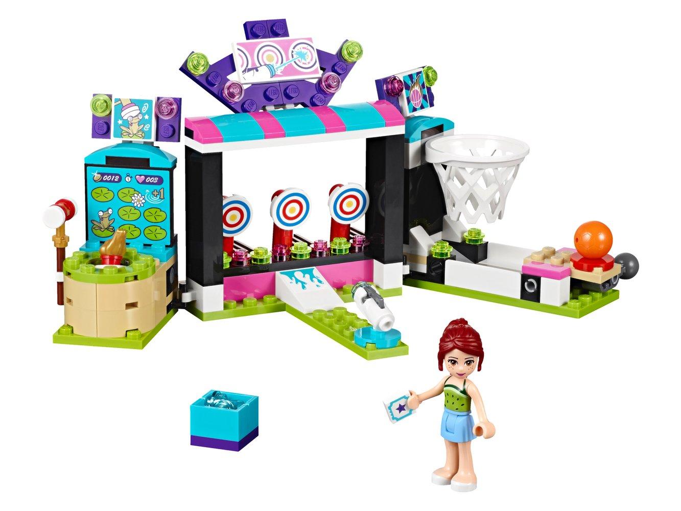 Amusement Park Arcade