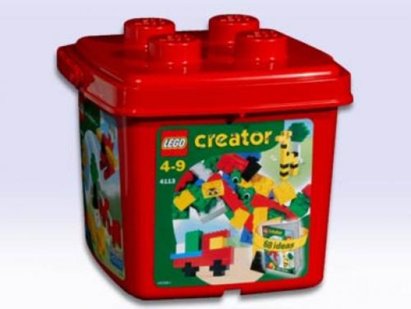 Brick Adventures Small Bucket