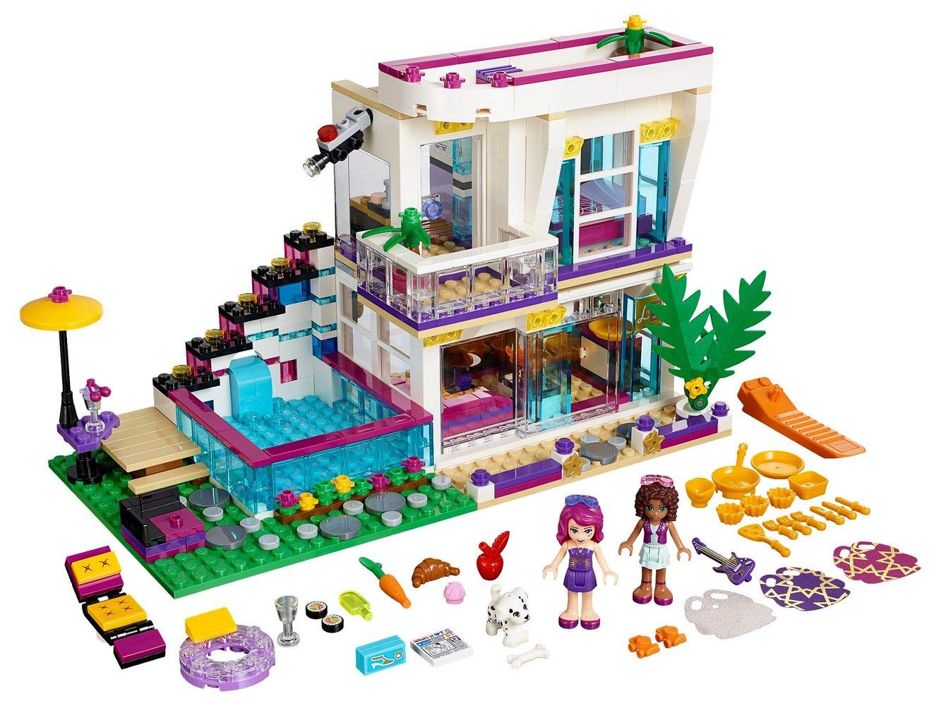 Livi's Pop Star House