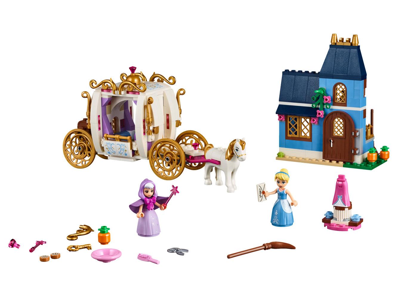 Cinderella's Enchanted Evening