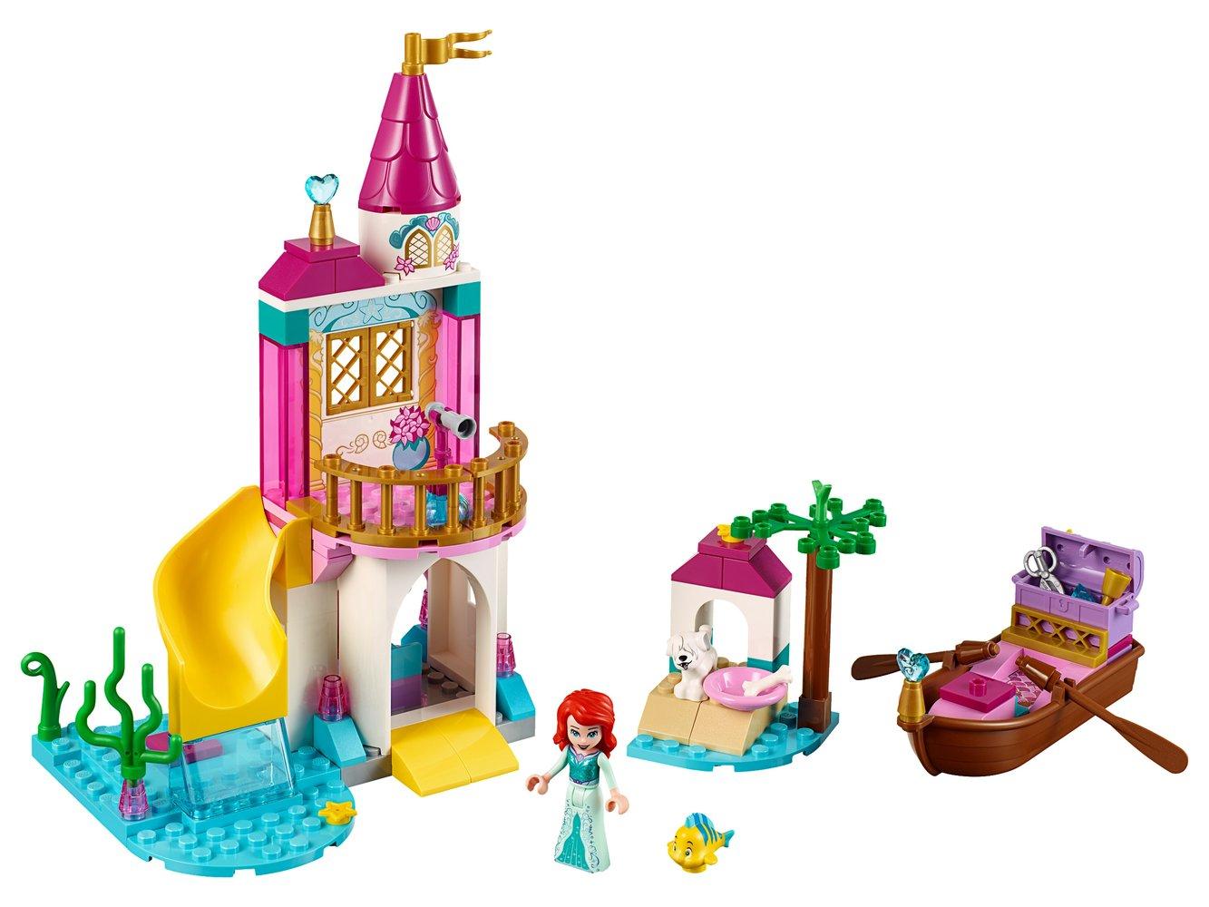 Ariel's Seaside Castle