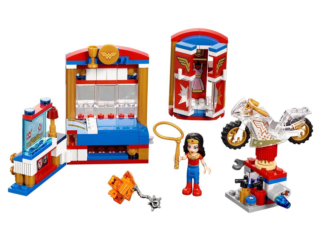 Wonder Woman Dorm