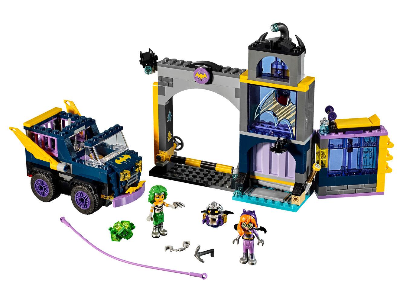 Batgirl Secret Bunker