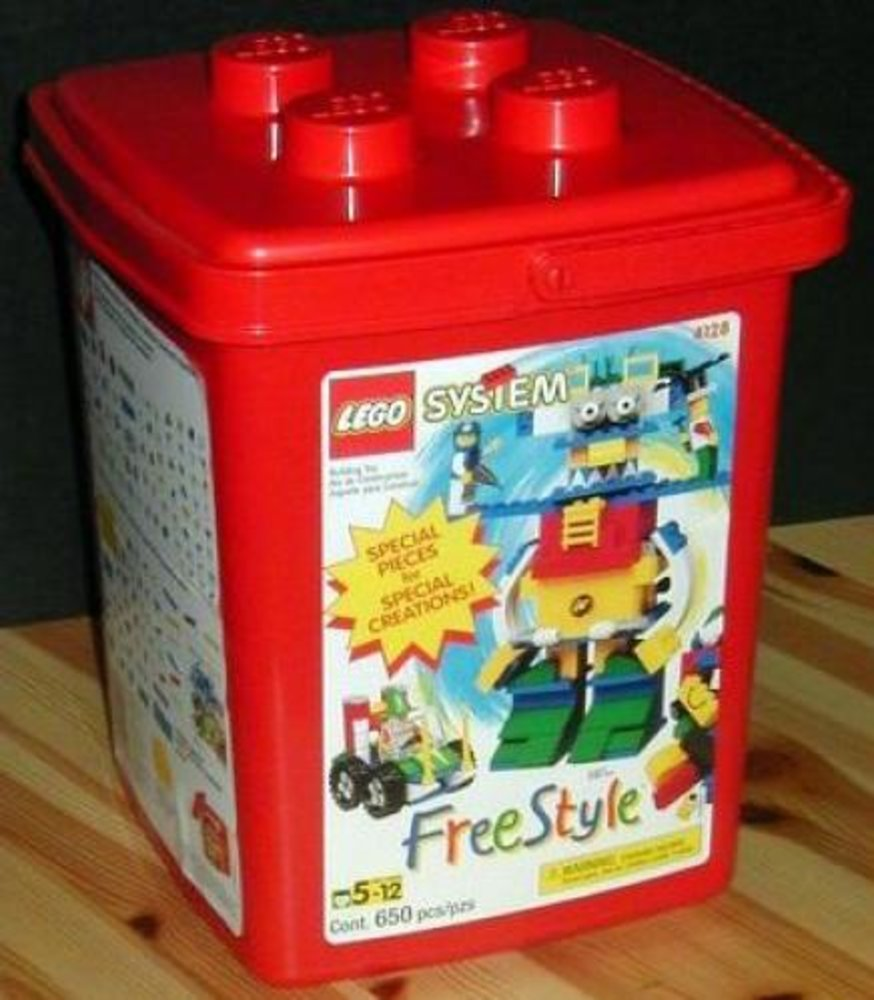 XL Freestyle Bucket