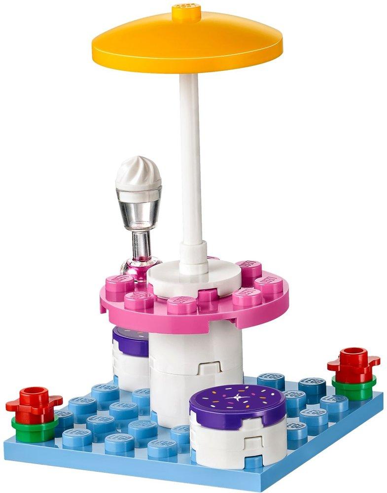Lego Friends 41320 pas cher, Le magasin de yaourt glacé