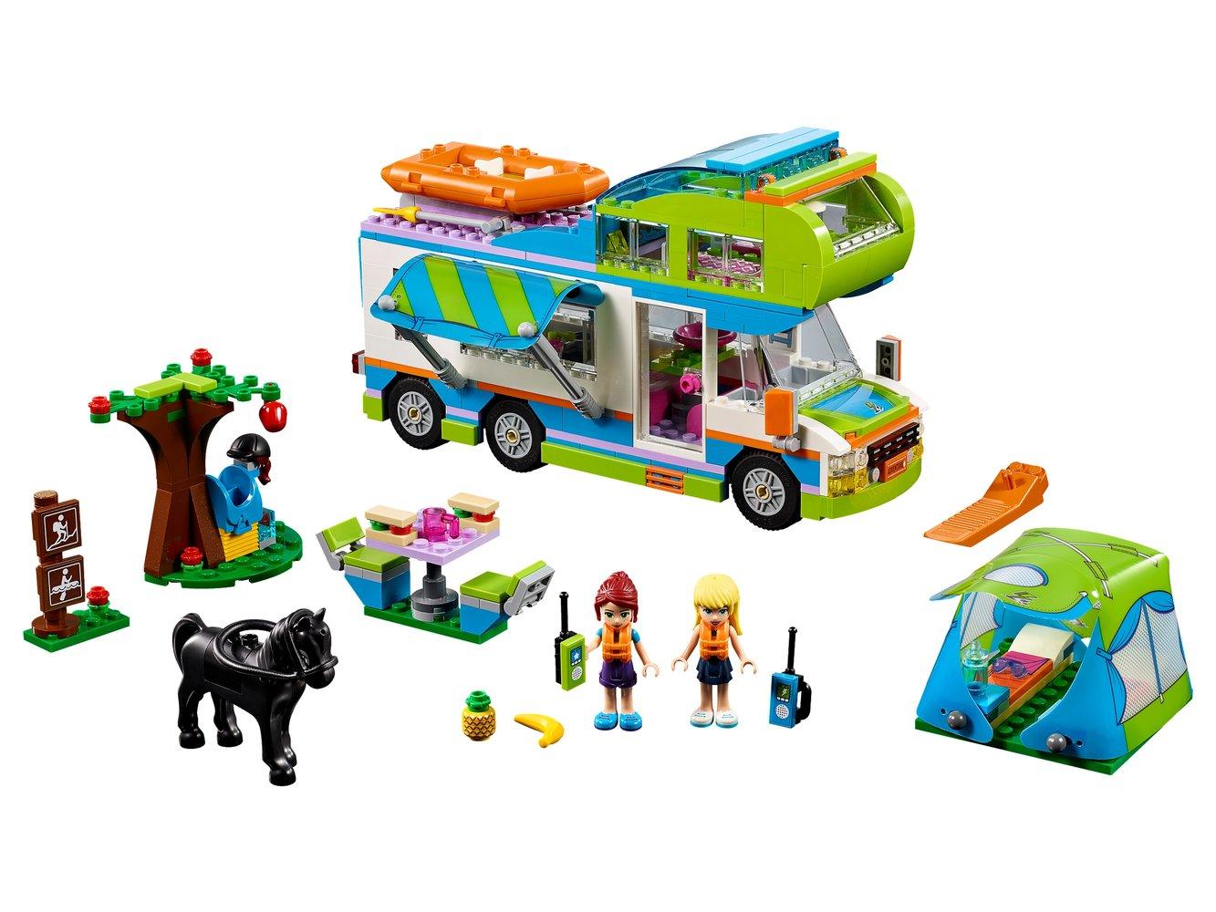 Mia's Camper Van