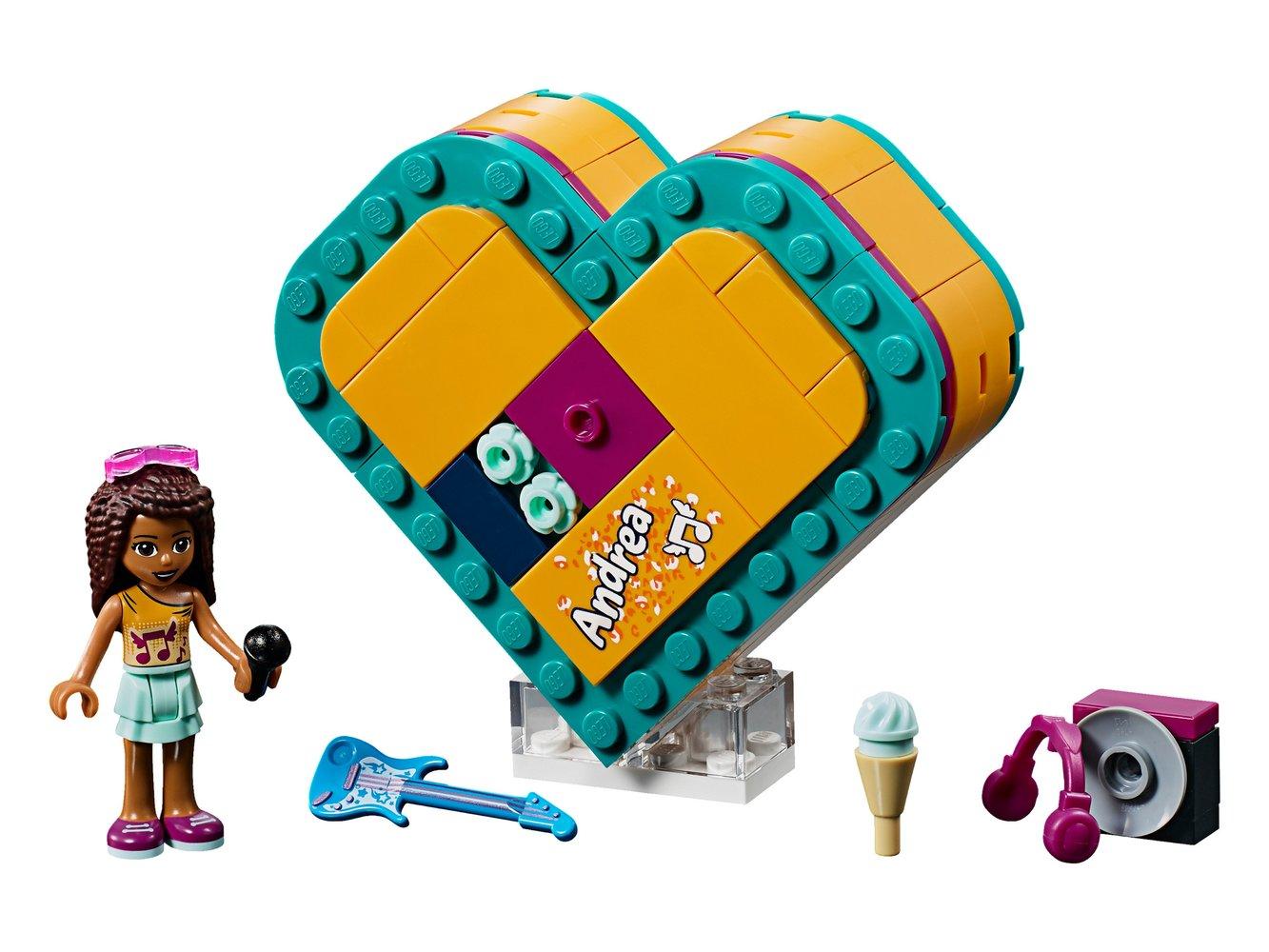 Andrea's Heart Box