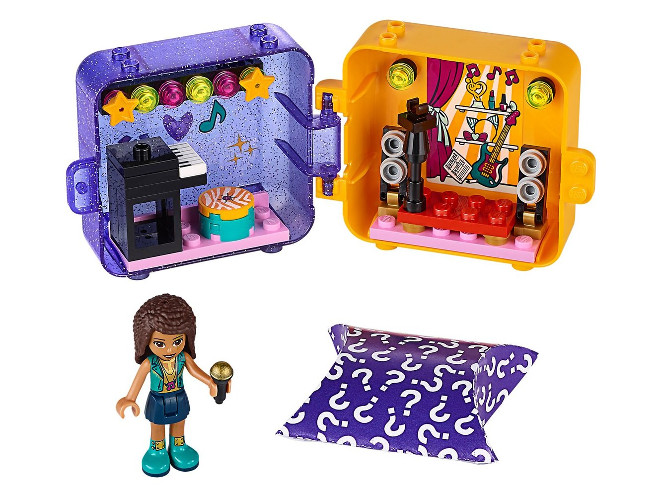 Andrea's Play Cube