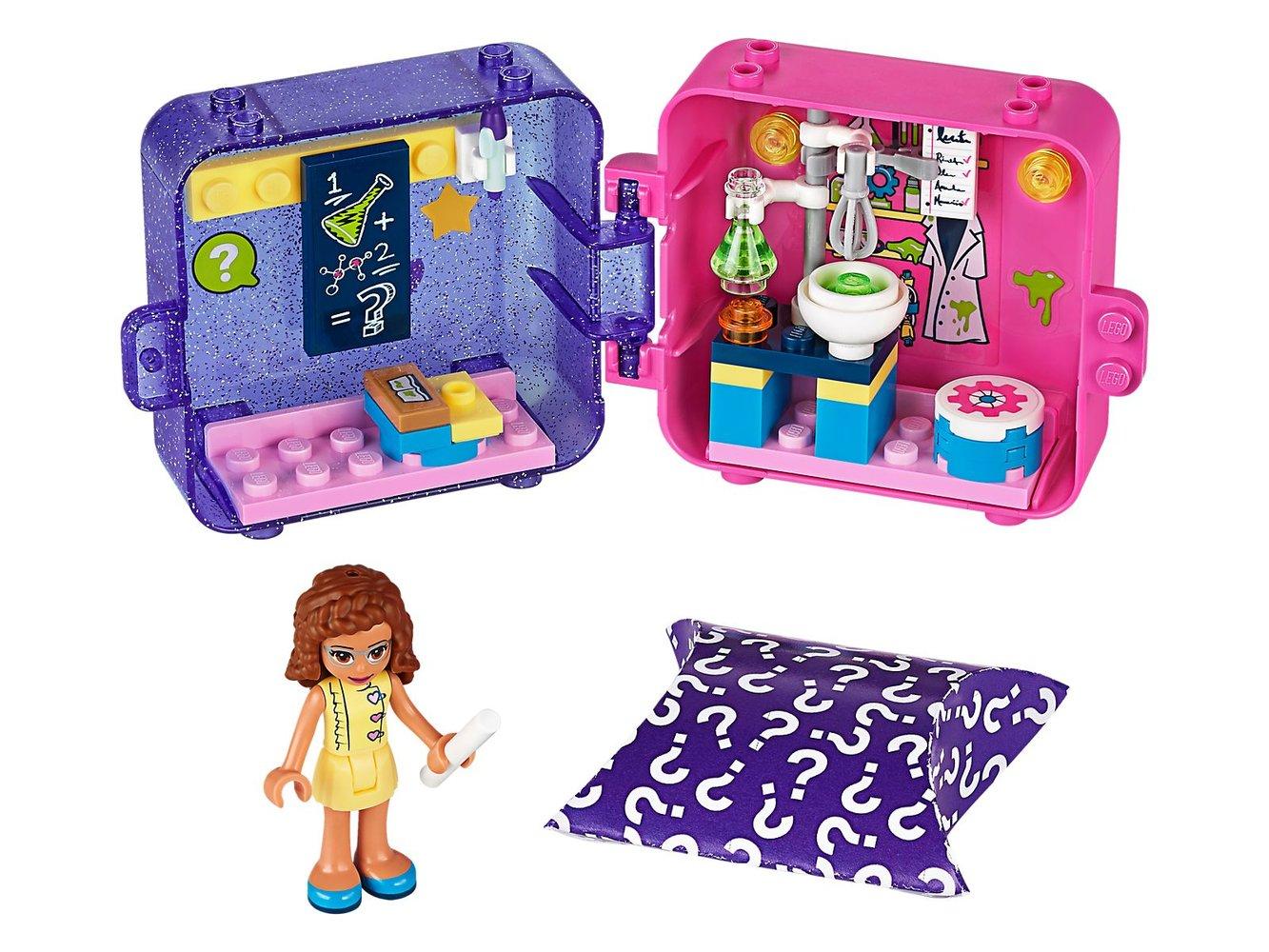 Olivia's Play Cube