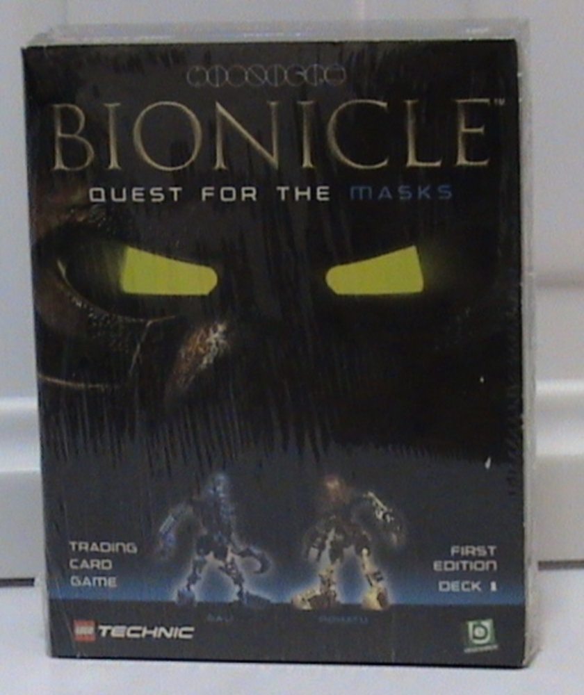Bionicle Trading Card Game 1: Gali & Pohatu