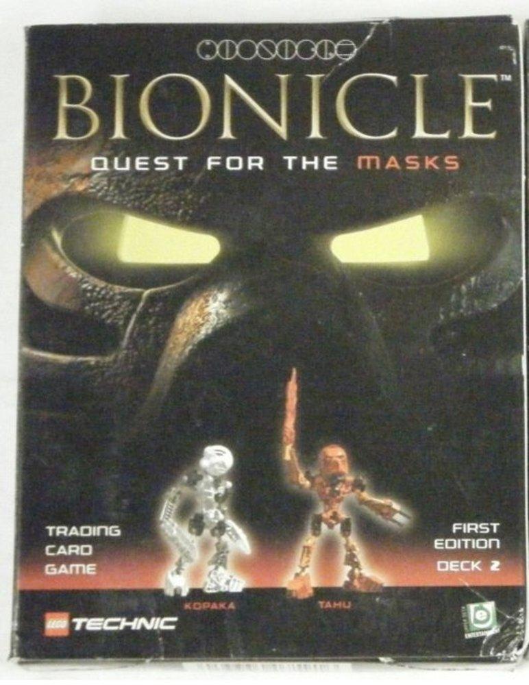 Bionicle Trading Card Game 1: Tahu & Kopaka