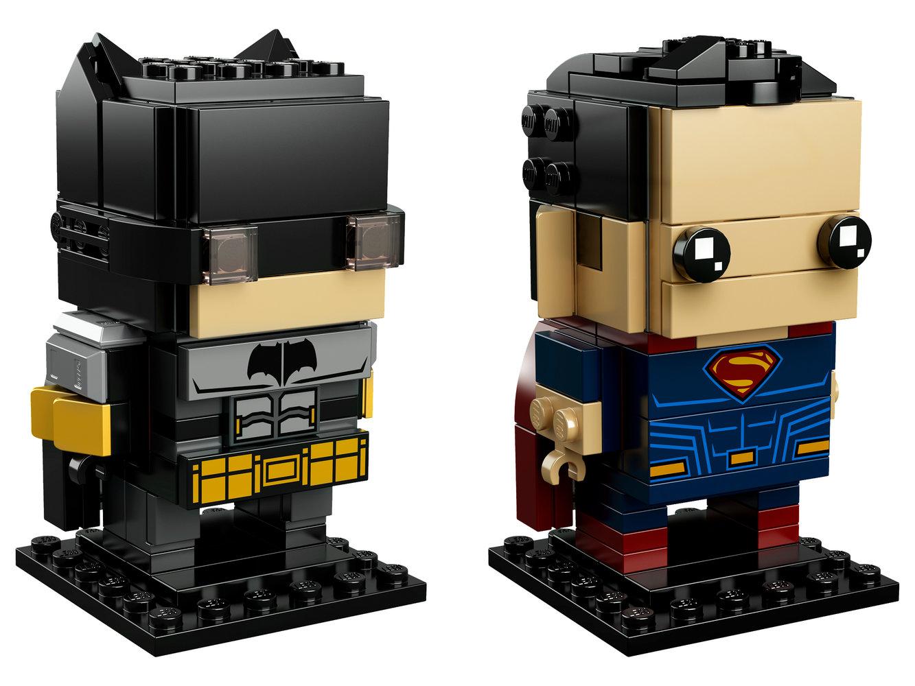 Tactical Batman & Superman