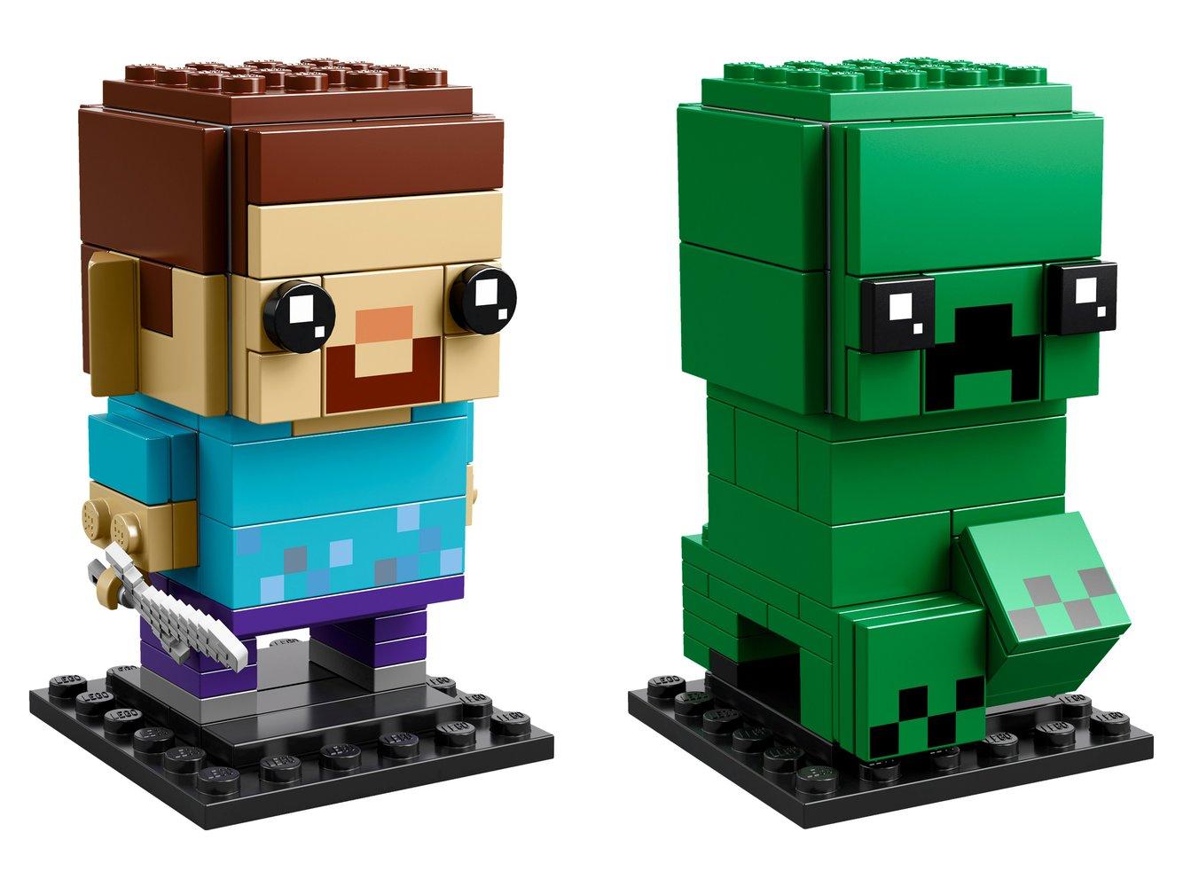 Steve & Creeper