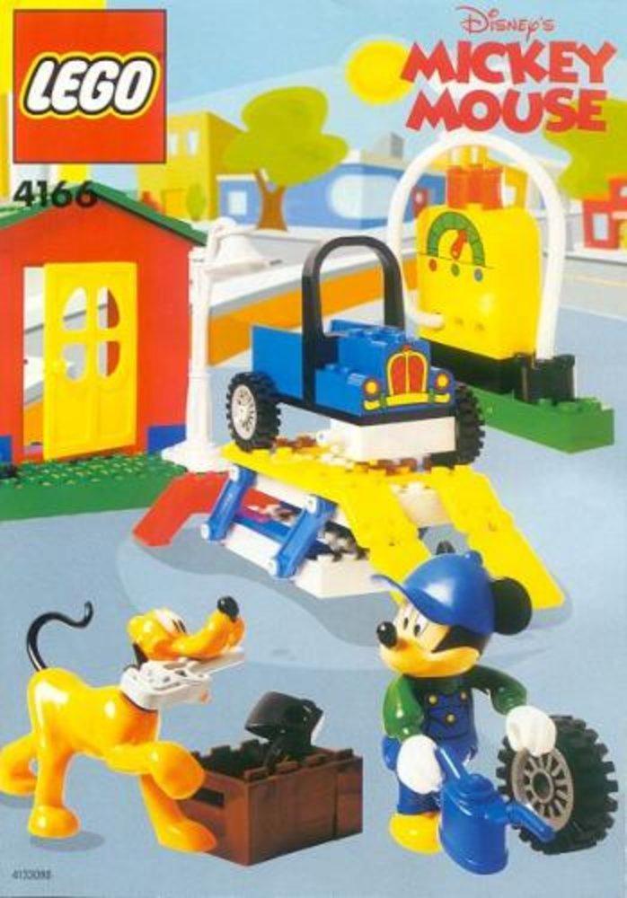 Mickey's Car Garage