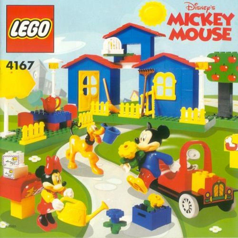 Mickey's Mansion
