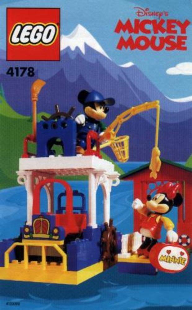 Mickey's Fishing Adventure