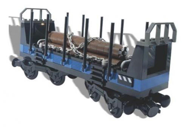 Open Freight Wagon (White Box)