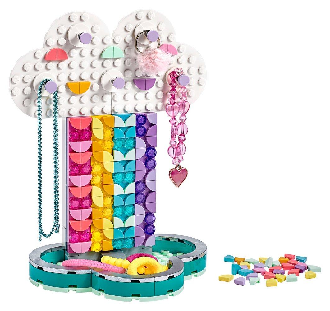 Rainbow Jewelry Stand