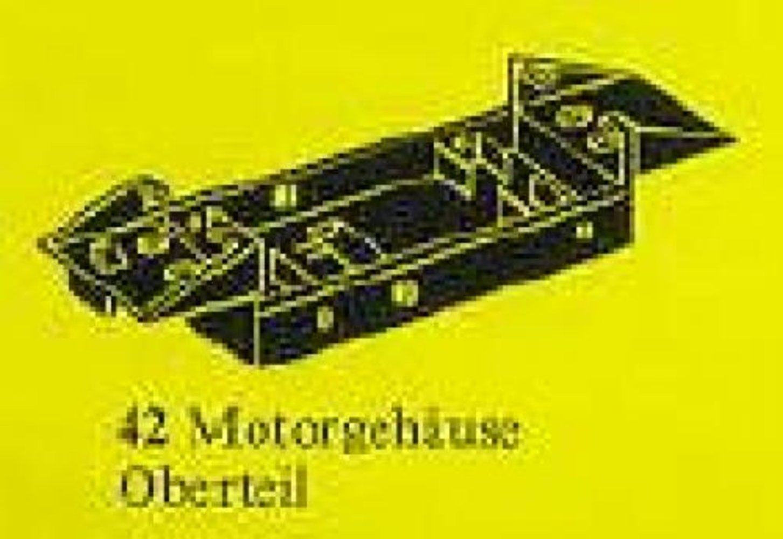 Motor Case / Lower Part