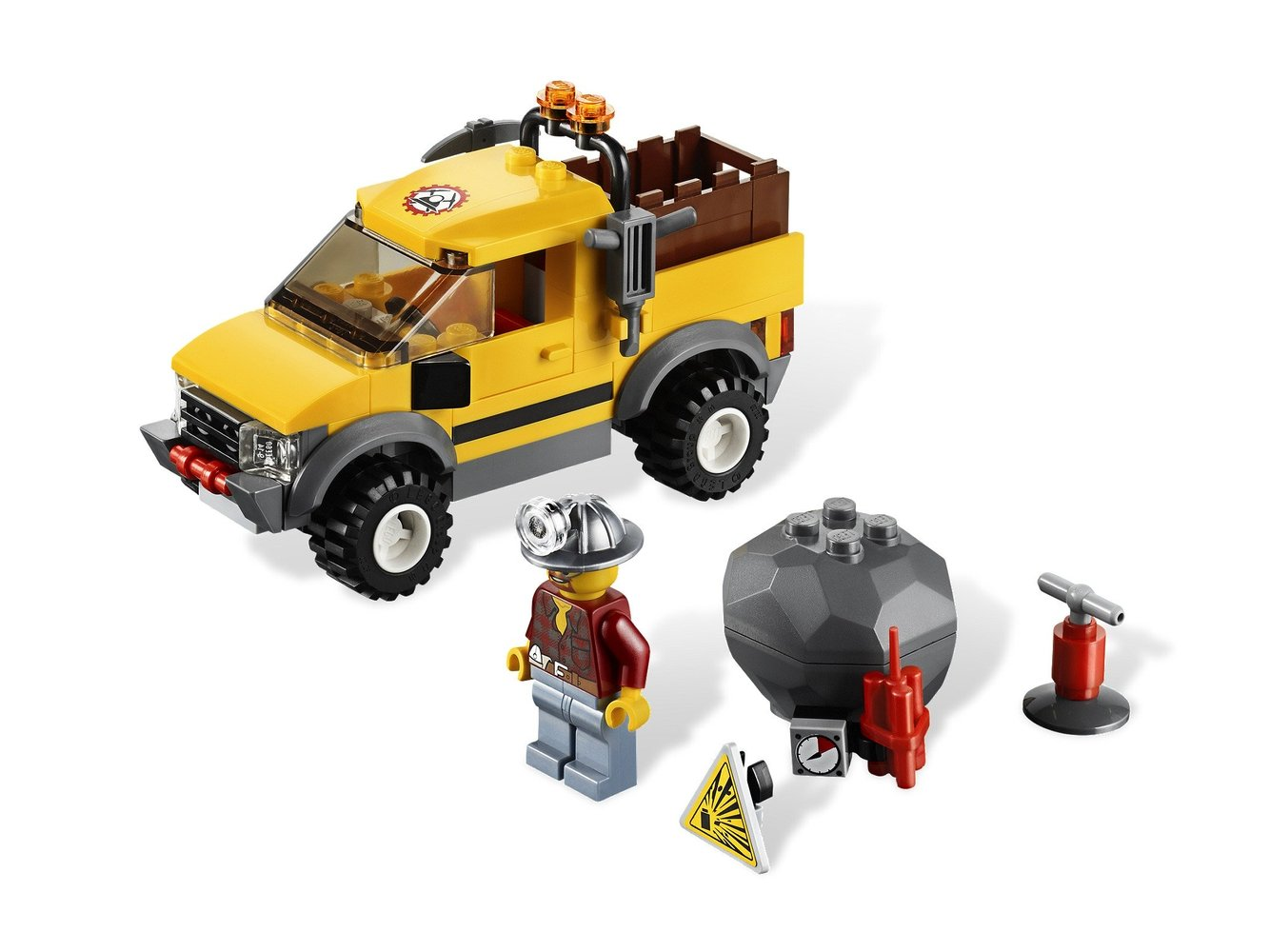 Mining 4 x 4