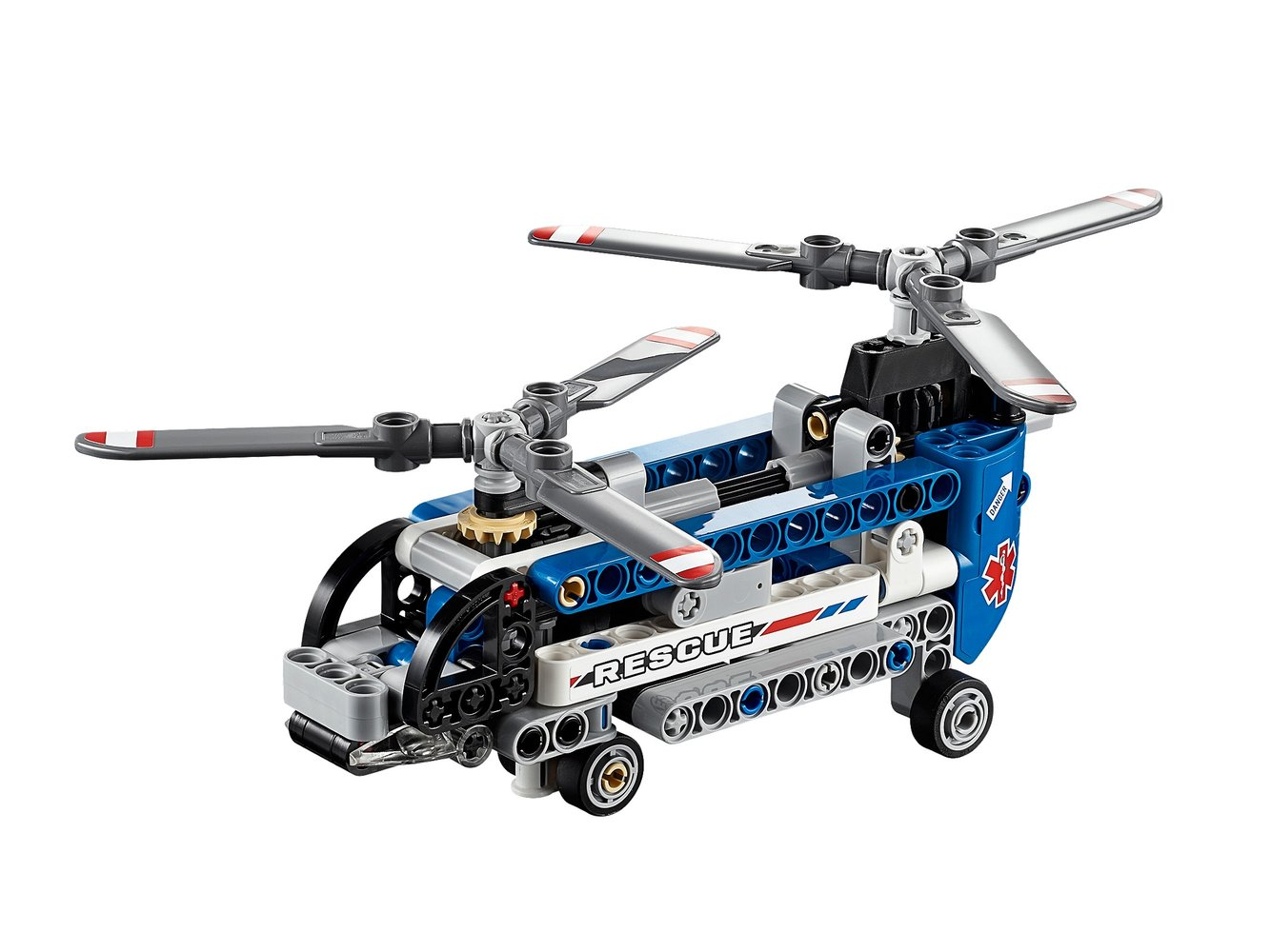 Twin Rotor Helicopter
