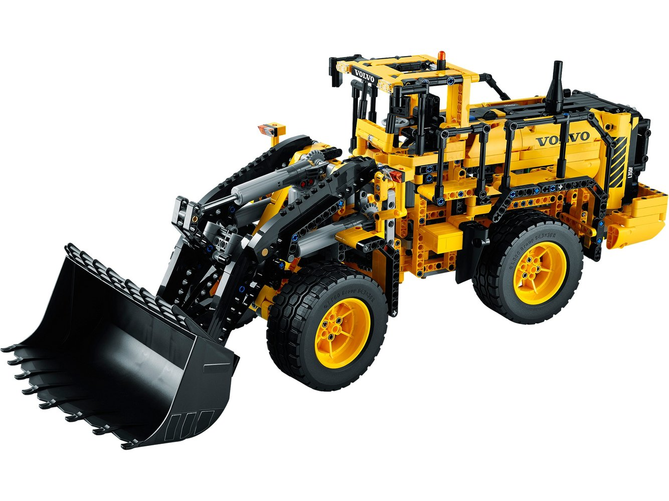 Remote-Controlled Volvo L350F Wheel Loader
