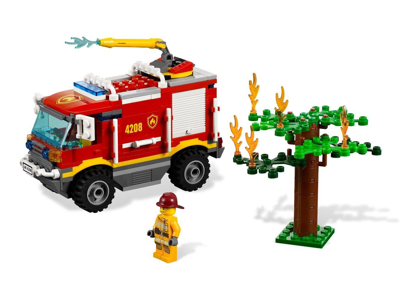 4x4 Fire Truck