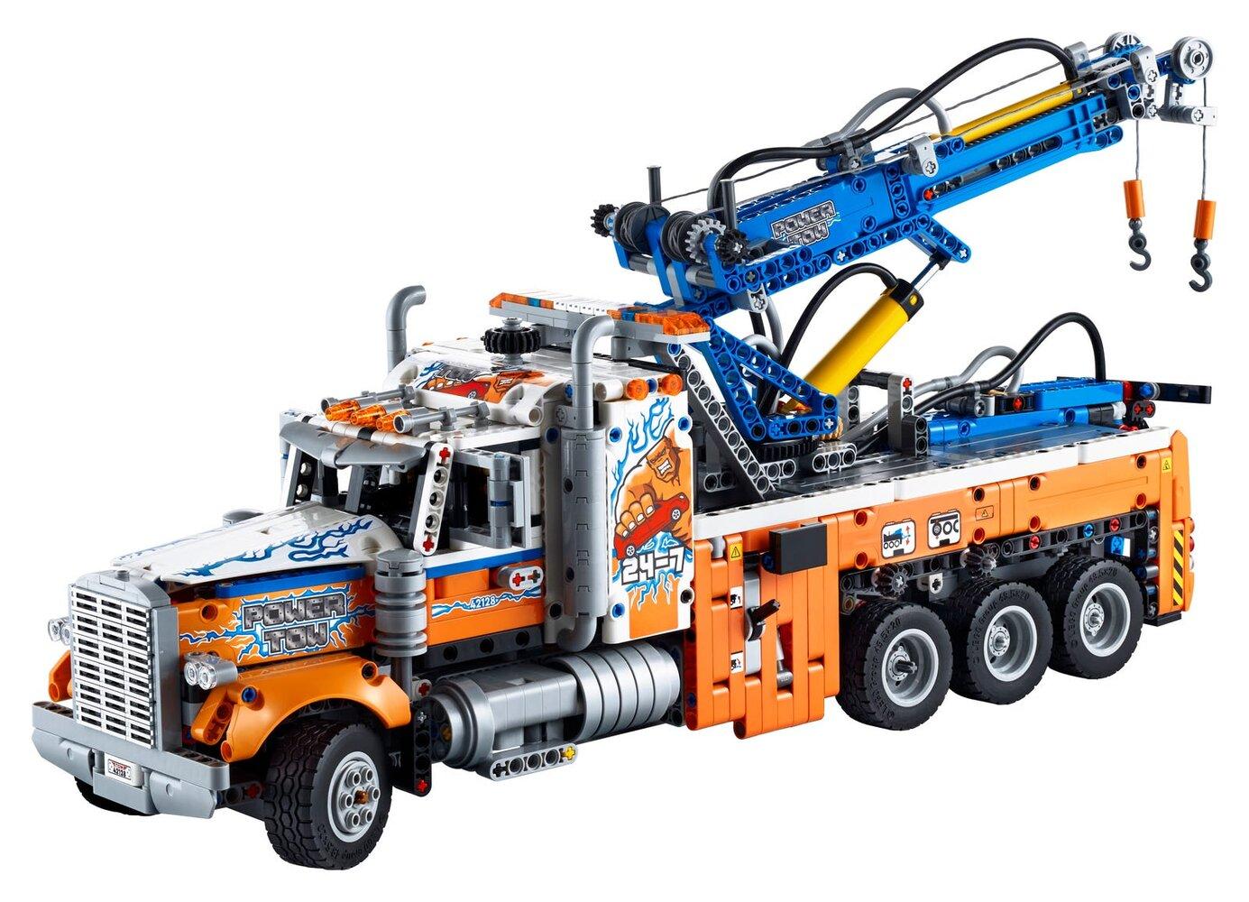 Heavy Duty Tow Truck
